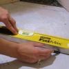 Cómo colocar baldosas de mármol en diagonal