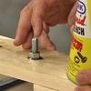 Cómo aflojar tuercas y tornillos