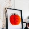 Cómo hacer arte 3d calabaza de Halloween