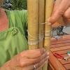 ¿Cómo hacer un enrejado de bambú