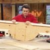 Cómo hacer una plataforma de corte transversal para su sierra circular