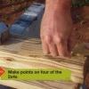 ¿Cómo hacer un enrejado de pepino