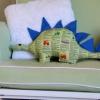 ¿Cómo hacer un juguete blando de dinosaurio
