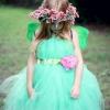 Cómo hacer una princesa de hadas traje de halloween