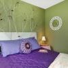 ¿Cómo hacer un cabecero bosque de inspiración para el dormitorio de una niña