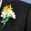 ¿Cómo hacer el ojal de la boda del novio