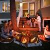 Cómo hacer una hoguera de calabaza de Halloween de imitación