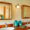 Cómo hacer un espejo de una vieja caja de madera