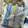 Cómo hacer un nudo de almohadas sin costuras