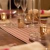 ¿Cómo hacer un camino de mesa sin costuras y manteles