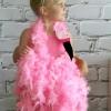 ¿Cómo hacer un flamenco rosado traje de halloween