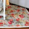 Cómo hacer una alfombra de tela de tapicería