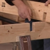 ¿Cómo hacer un caballete mesa de trabajo que ahorra espacio