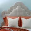 ¿Cómo hacer un cabecero tapizado en dos dimensiones