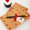 Cómo hacer diario un día de San Valentín para los profesores