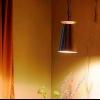 Cómo hacer una lámpara de pared de un jarrón de metal