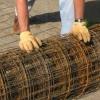 Cómo hacer una jaula de alambre de tomate