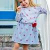 Como hacer un vestido de la camiseta del corazón upcycled