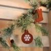 Cómo hacer adornos de Navidad de canela