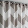Cómo hacer sin coser cortinas del galón de una lona