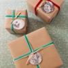 Cómo hacer etiquetas de fotografía de regalo