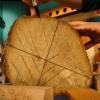 Como hacer madera quartersawn en una sierra de mesa