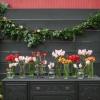 Cómo hacer guirnaldas de la boda con las flores