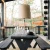 Cómo cambio de imagen de una mesa de picnic simple y agregar iluminación