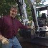 Cómo operar una excavadora