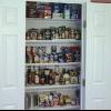 Cómo organizar una despensa de la cocina