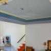 Cómo pintar un patrón decorativo en el techo