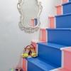 Cómo pintar un corredor escalera de imitación
