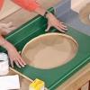 Cómo pintar una encimera de laminado