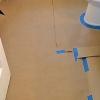 Cómo pintar un piso de linóleo