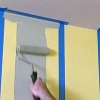 Cómo pintar-múltiples rayas paredes