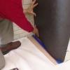 Cómo prefabricado una chimenea de piedra