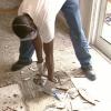 Cómo preparar un suelo de pizarra
