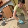 Cómo preparar un subsuelo de baldosas de terrazo