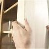 Cómo revestir de nuevo y repintado gabinetes de cocina