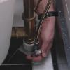 Cómo reglaze una bañera con patas