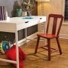 Cómo volver a pintar muebles de madera