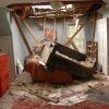 Cómo reparar un techo dañado