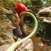 ¿Cómo reparar un estanque