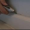 ¿Cómo reparar una pared dañados por el agua