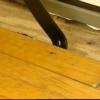 Cómo reparar pisos de madera dura