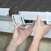 ¿Cómo reparar los canalones y bajantes con fugas