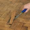Cómo reparar suelos de parquet