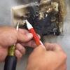Cómo reemplazar un receptáculo de toma de corriente