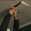 Cómo reemplazar las tejas del techo con paneles de yeso