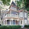 Cómo seleccionar los colores de pintura exterior de una casa